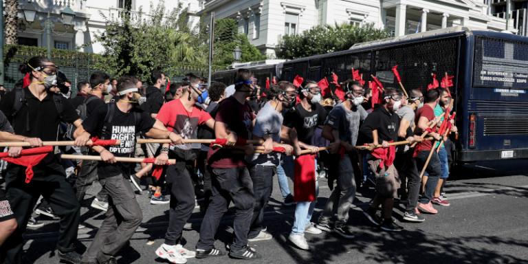 Το νέο σχέδιο: Με εισαγγελέα όλες οι διαδηλώσεις