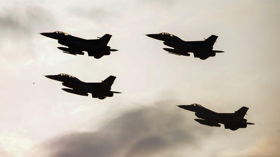 «Ρεκόρ» παραβιάσεων από τουρκικά μαχητικά πάνω από το Αιγαίο