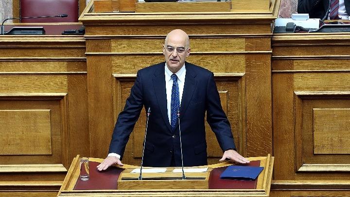 Ν. Δένδιας: Η Ελλάδα, αν απαιτηθεί, θα υπερασπιστεί τον εθνικό της χώρο