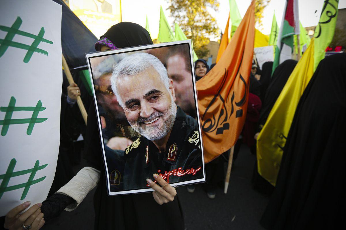 Ο διάδοχος του Σουλεϊμανί απειλεί: «Θα δείτε πτώματα Αμερικανών στη Μέση Ανατολή»