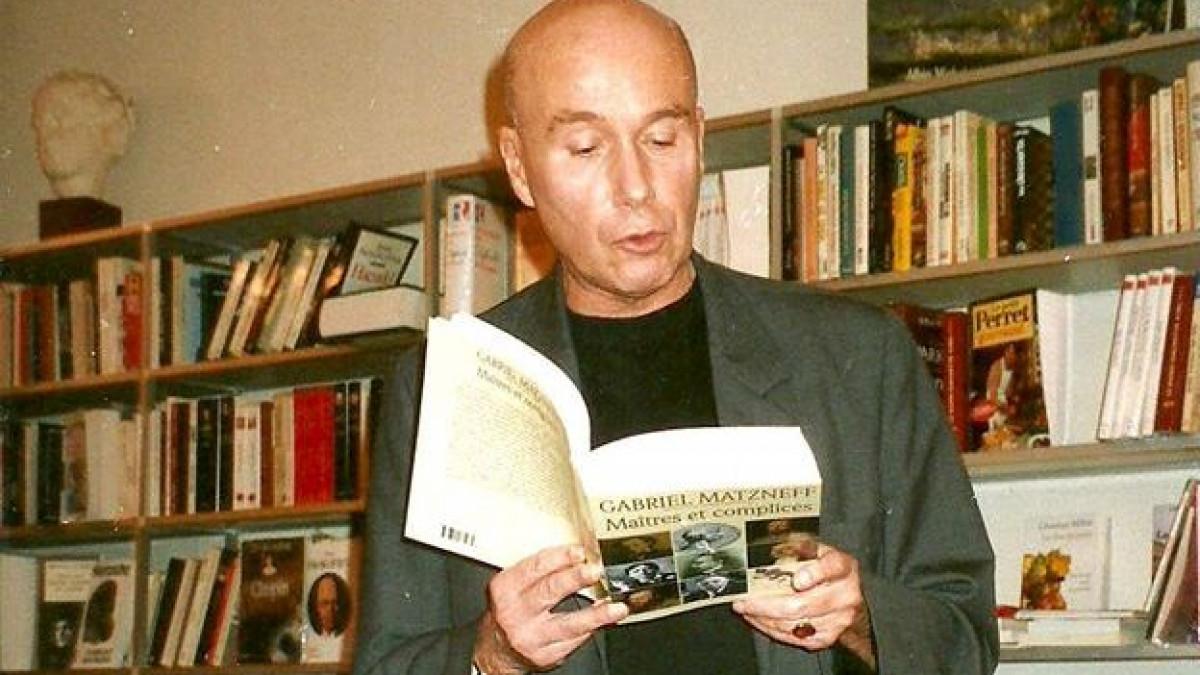 Εισαγγελική έρευνα στο Παρίσι για τον συγγραφέα Γκαμπριέλ Ματζνέφ