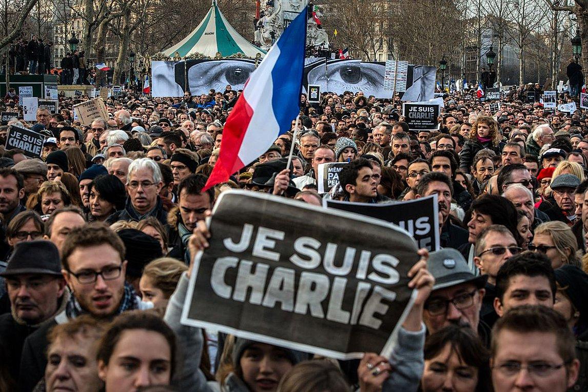 Τελετές στη μνήμη των θυμάτων 5 χρόνια μετά την επίθεση στο Charlie Hebdo