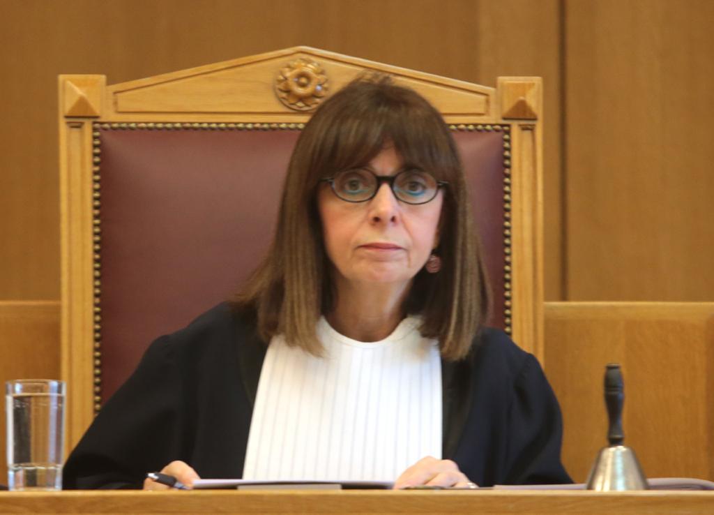 Αικατερίνη Σακελλαροπούλου: Ποια είναι η 8η Πρόεδρος της Ελληνικής Δημοκρατίας