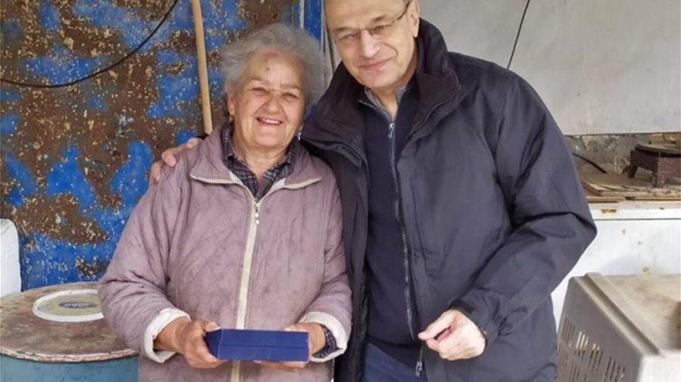 Βρέθηκε η «Κυρά της Κινάρου» – Τέλος στην αγωνία