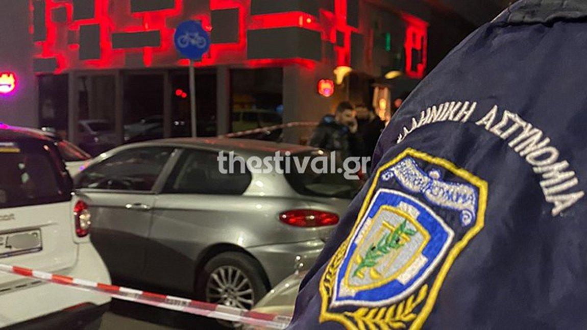 Αιματηρό επεισόδιο έξω από γνωστό κλαμπ – Πυροβόλησαν τον υπεύθυνο ασφαλείας (ΒΙΝΤΕΟ)