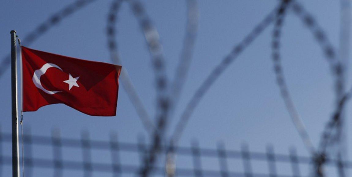 Φυλάκια στον Έβρο κατασκευάζει η Τουρκία