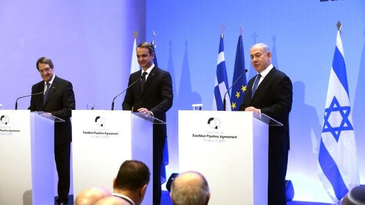 Κυρ. Μητσοτάκης: Η συμφωνία για τον EastMed, συμβολή στην ειρήνη και στη σταθερότητα