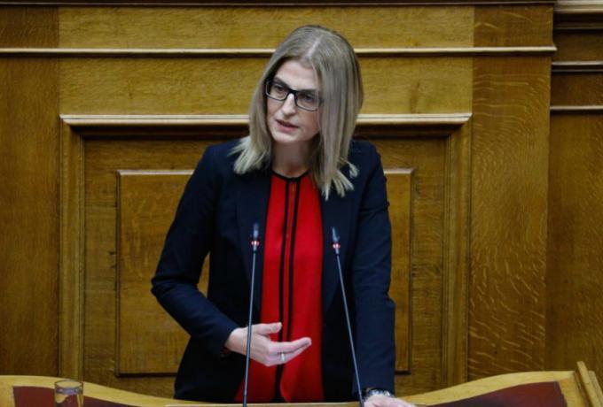 Δ. Αυγέρη: «ΝΔ και ΚΙΝΑΛ προσπαθούν να νομιμοποιήσουν εκ των υστέρων τις παράνομες ενέργειές τους»
