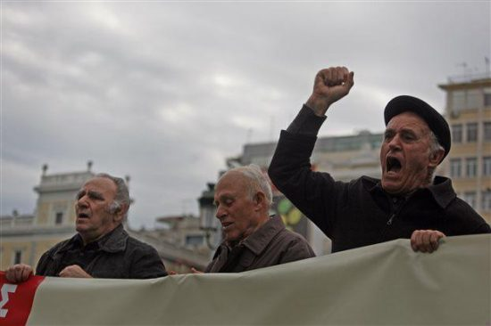 Επιστολή διαμαρτυρίας του Ενιαίου Δικτύου Συνταξιούχων στον ΥΠΟΙΚ για τα πρόστιμα στους συνταξιούχους