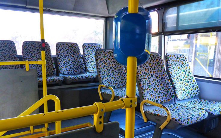 Μαχαίρωσαν άνδρα μέσα σε λεωφορείο στον Διόνυσο