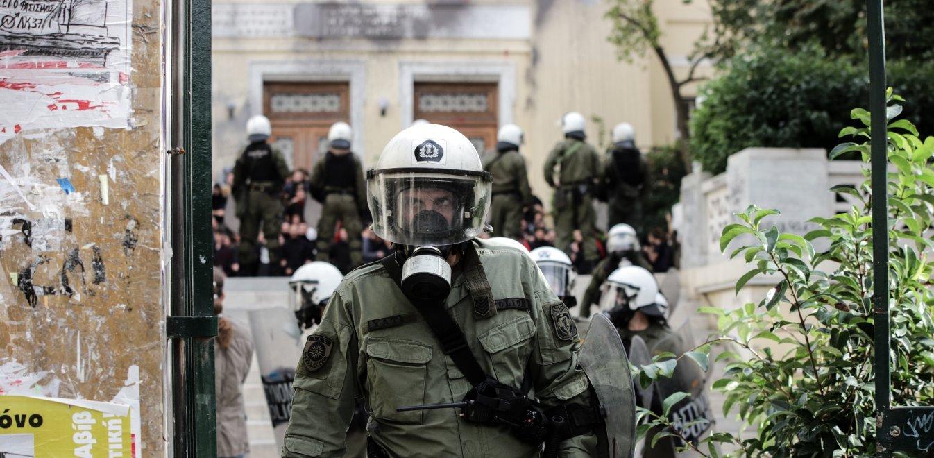 Αθωώθηκαν οι δύο φοιτητές για τα επεισόδια στην ΑΣΟΕΕ