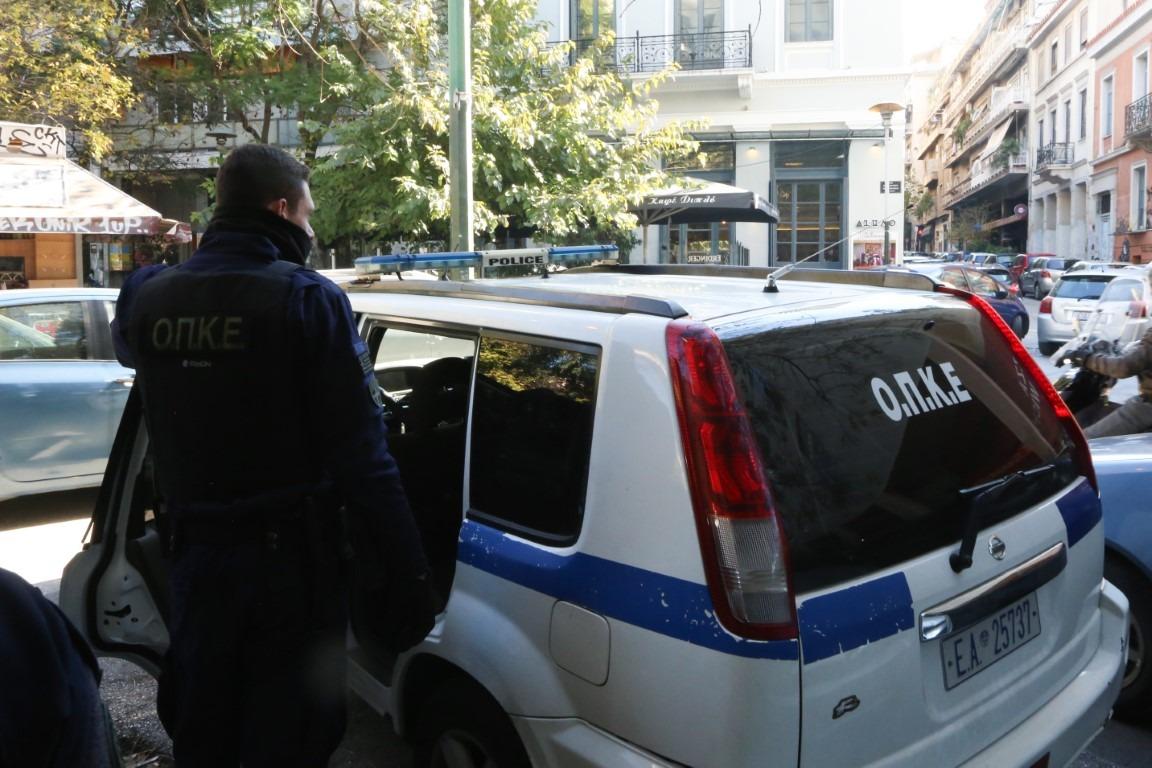 Συνέλαβαν τρεις αλλοδαπούς για ναρκωτικά στα Εξάρχεια