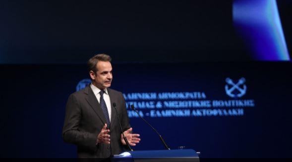 Κυρ. Μητσοτάκης: Η πολιτική της κυβέρνησης έχει αλλάξει. Ο έλεγχος των θαλασσίων συνόρων έχει ενταθεί, η διαδικασία ασύλου επιταχύνεται