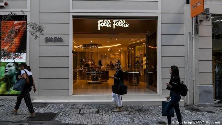 Δεκτή έγινε η αίτηση της Επιτροπής για τη folli Follie
