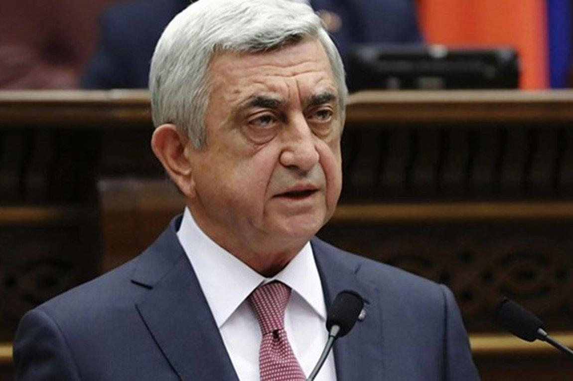 Αρμενία: Ο πρώην πρόεδρος Σερζ Σαρκισιάν ενώπιον της δικαιοσύνης κατηγορούμενος για διαφθορά