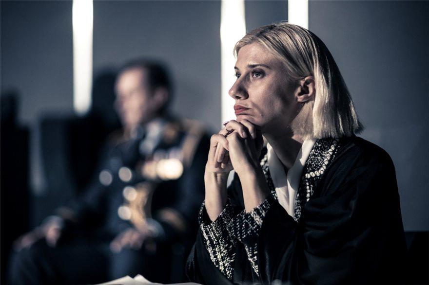 Ώρα για θέατρο: Δικαστές και εισαγγελείς, ραντεβού στο θέατρο «Αθηνών» για «Terror»