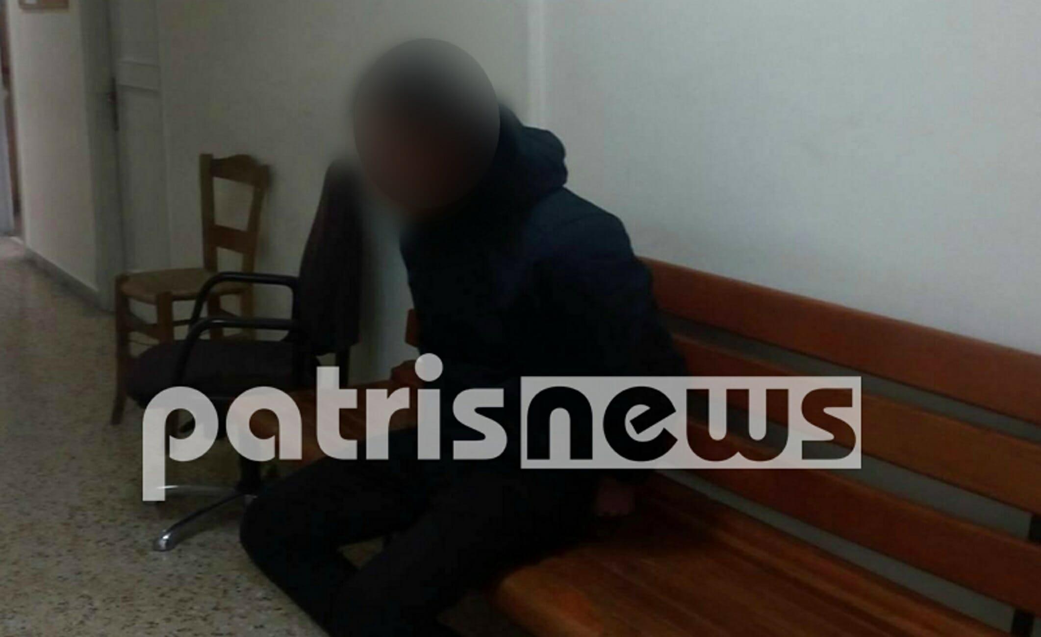 Νέα Μανωλάδα: Στον εισαγγελέα ο ληστής που βίασε την κόρη μπροστά στη μητέρα της (ΒΙΝΤΕΟ – ΦΩΤΟ)