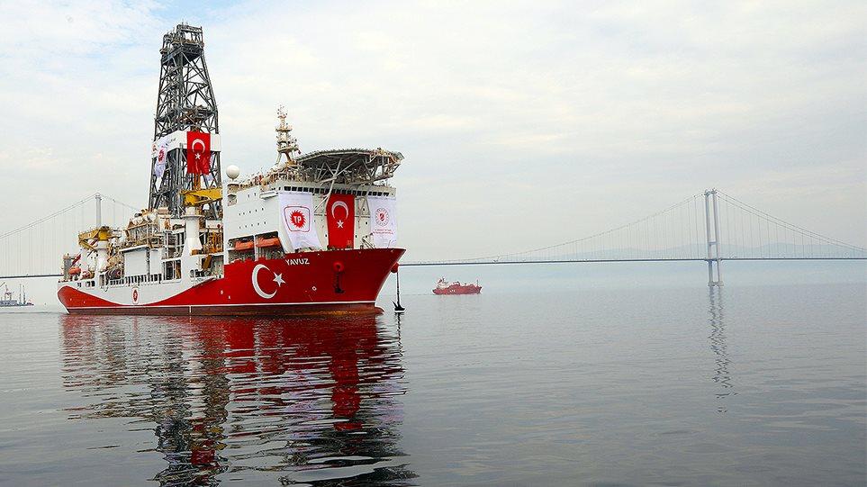 Τουρκία: Είμαστε αποφασισμένοι για σεισμικές έρευνες και γεωτρήσεις μεταξύ Καστελόριζου – Λιβύης