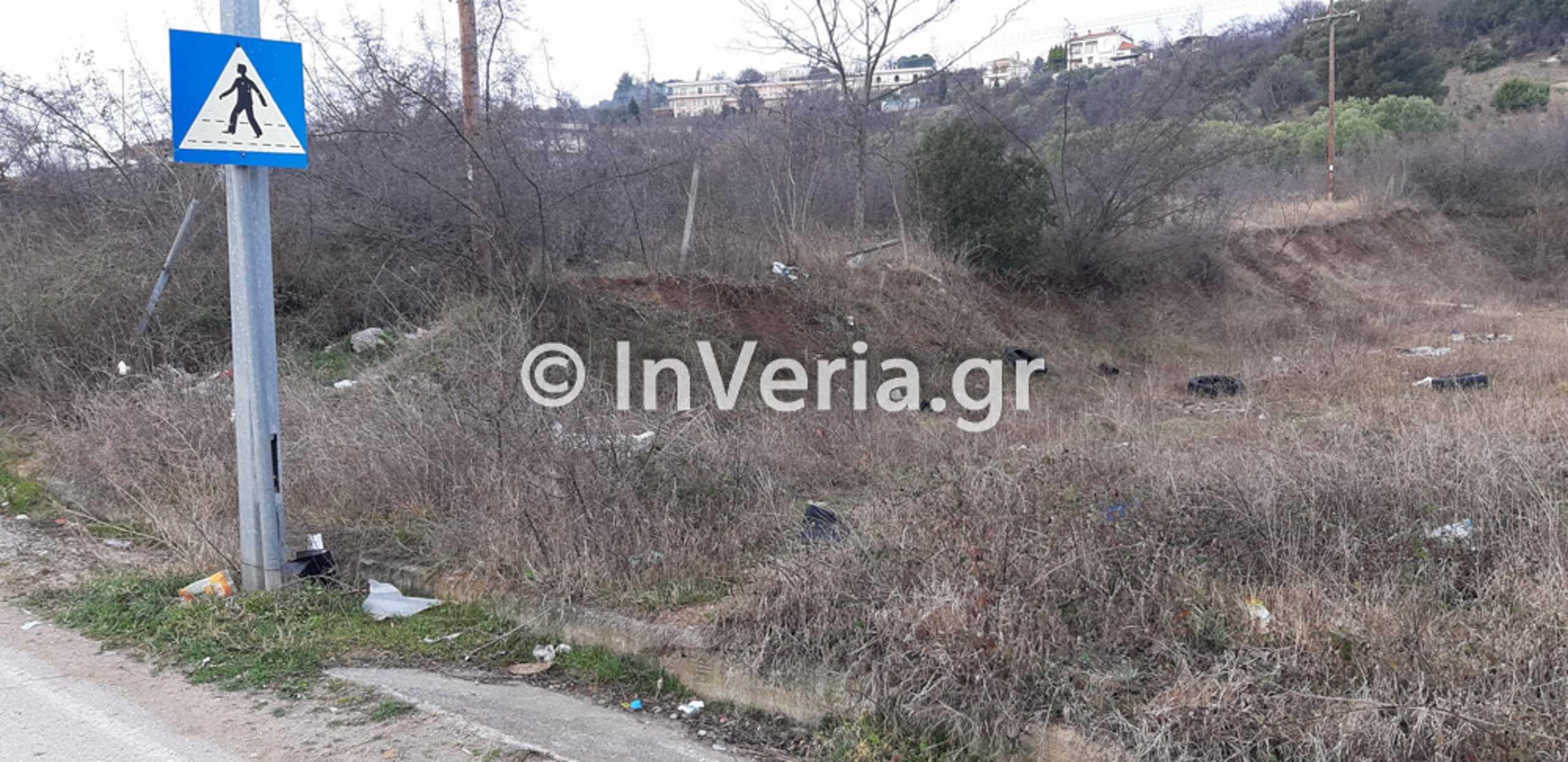 Βέροια: Ημίγυμνη γυναίκα βρέθηκε νεκρή έξω από σχολείο