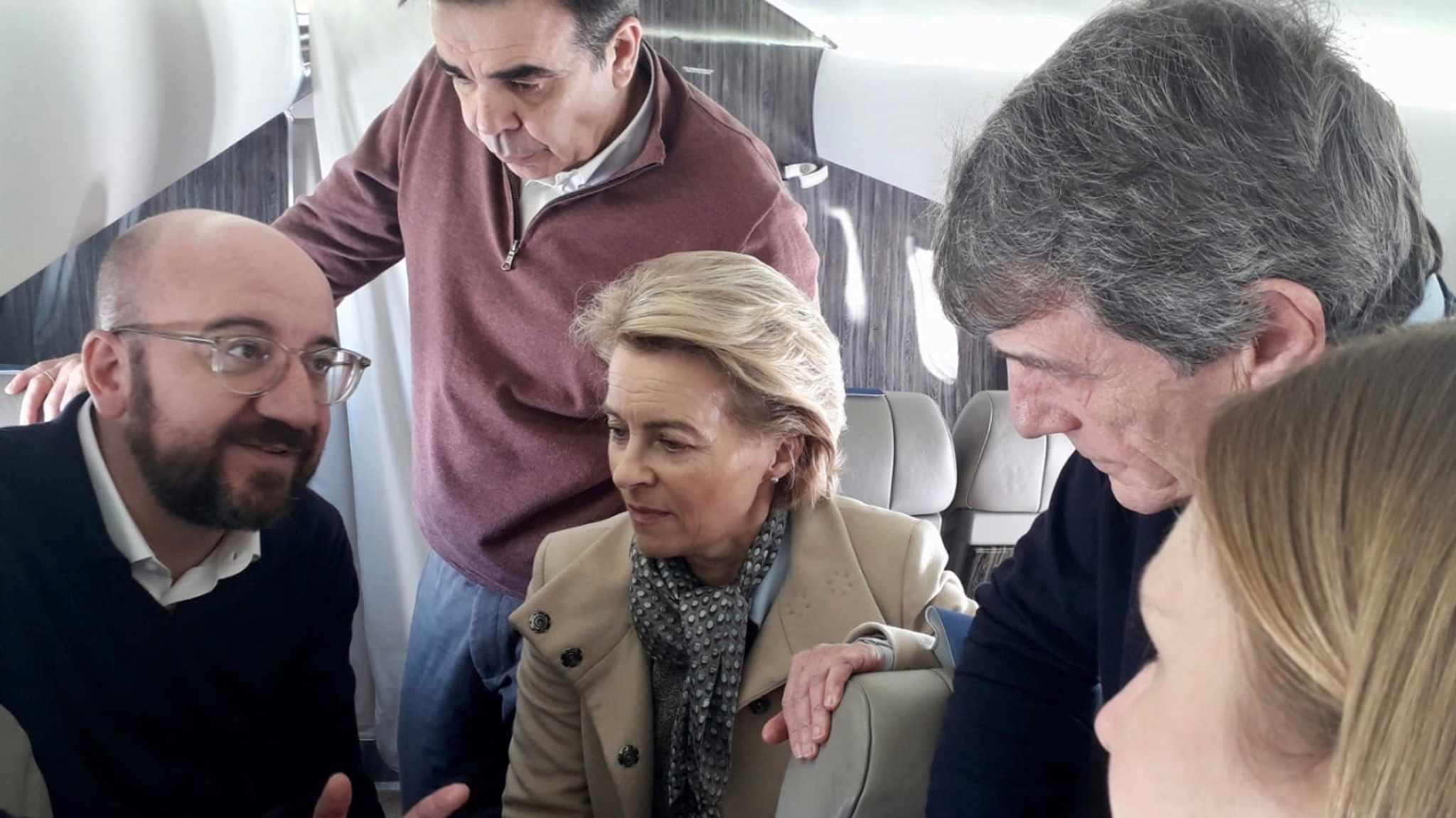 Στον Έβρο η ηγεσία της ΕΕ – Αναλυτικά το πρόγραμμα της επίσκεψης