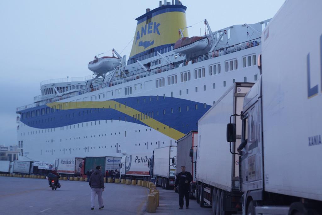 Χανιά: Θανάσιμος τραυματισμός 45χρονου σε γκαράζ πλοίου