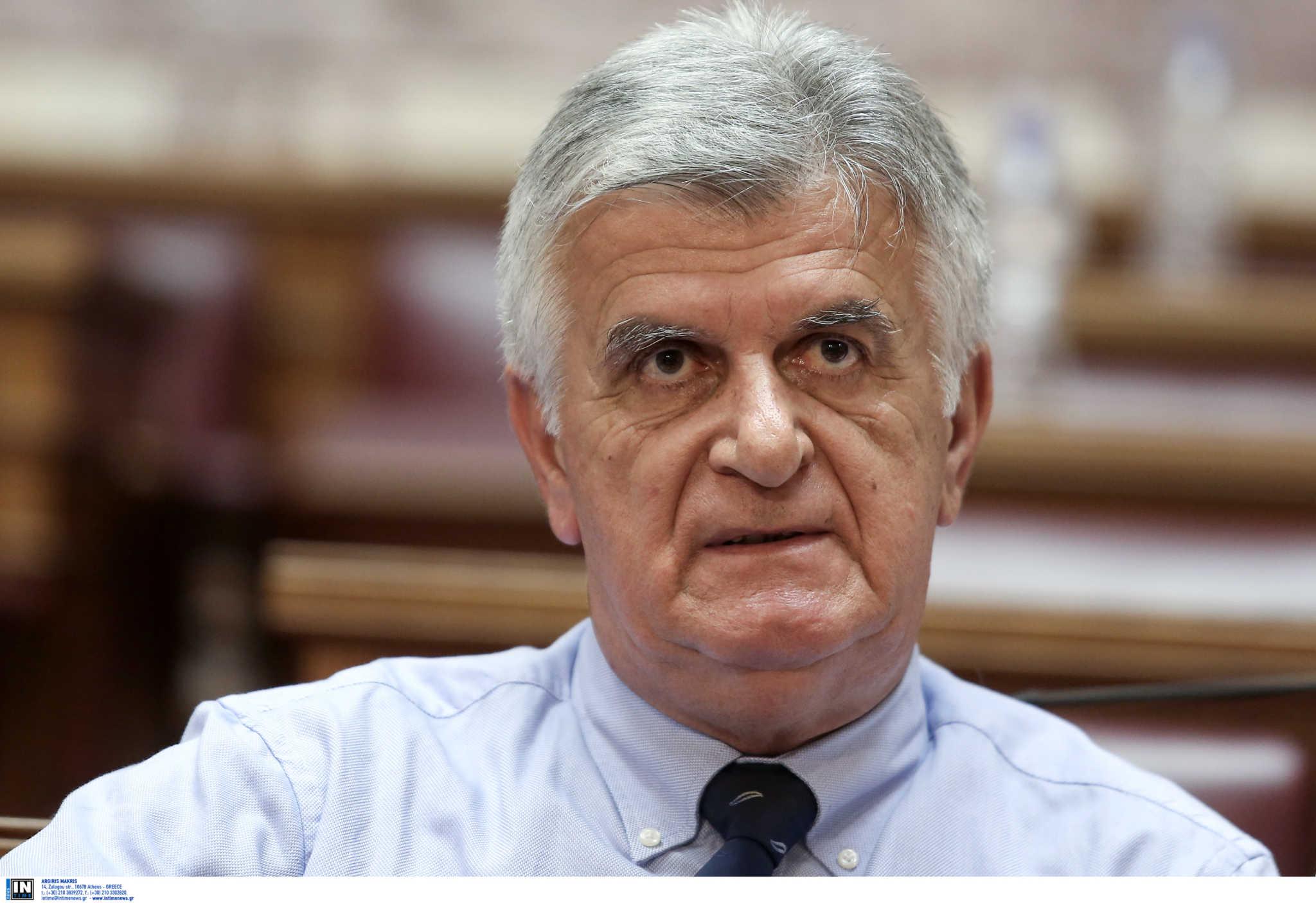 Πέθανε σε ηλικία 70 ετών, ο πρώην πρόεδρος της Βουλής, Φίλιππος Πετσάλνικος