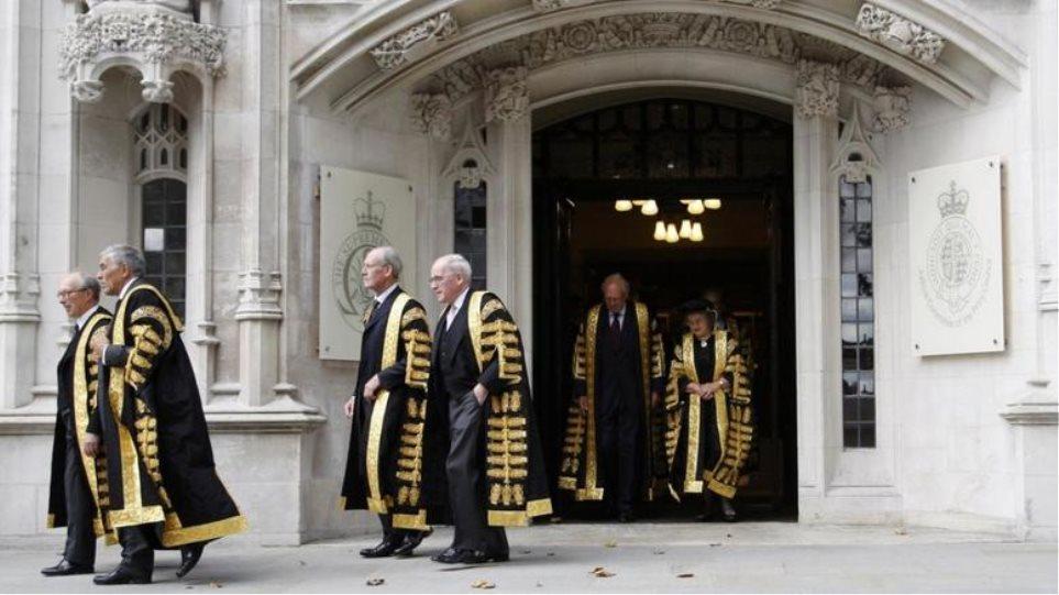 Βρετανία: Αναστέλλεται η εκδίκαση μεγάλων ποινικών υποθέσεων από τα δικαστήρια