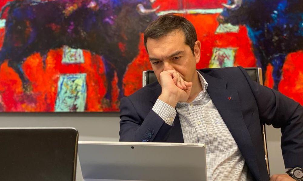 Τα συλλυπητήρια του Αλέξη Τσίπρα για τα θύματα της κακοκαιρίας