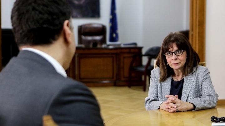 ΠτΔ Κ. Σακελλαροπούλου: Απόλυτα αναγκαίοι οι περιορισμοί που έχουν επιβληθεί