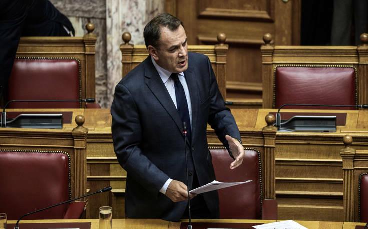 Παναγιωτόπουλος: Δεν προέκυψε δολιοφθορά για τα νοθευμένα καύσιμα στην Πολεμική Αεροπορία
