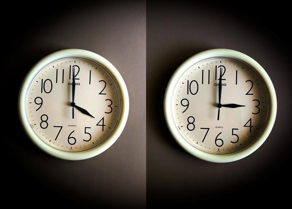 Αλλάζει η ώρα: Την Κυριακή πάμε τα ρολόγια μπροστά για προ-προτελευταία φορά (;)