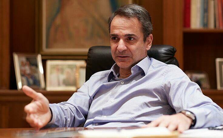 Μητσοτάκης: Η Ελλάδα είναι πολύ προνομιούχα να έχει τέτοιους διαπρεπείς επιστήμονες