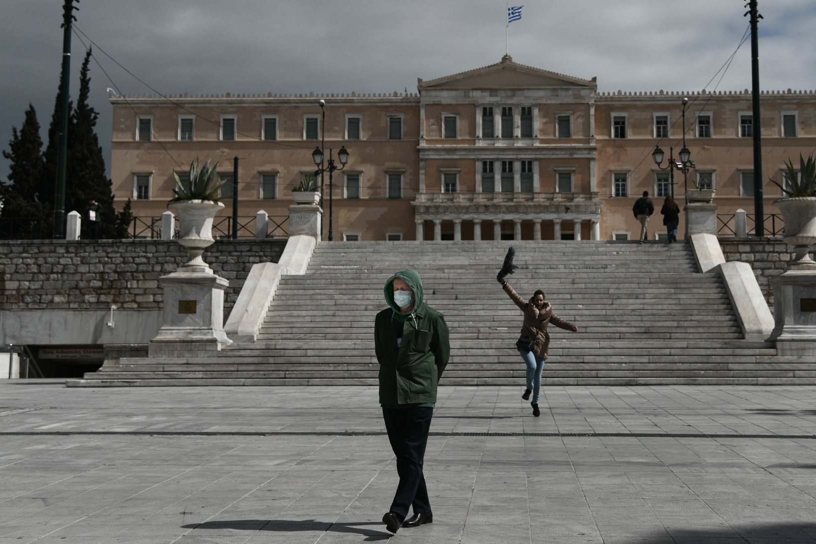 COVID 19: Γερμανικό Ινστιτούτο προβλέπει την πορεία του ιού στην Ελλάδα τις επόμενες 6 μέρες