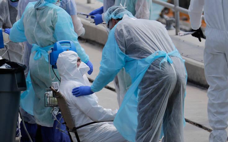Κορονοϊός: 438 νέα κρούσματα σήμερα – 9 θάνατοι το τελευταίο 24ωρο