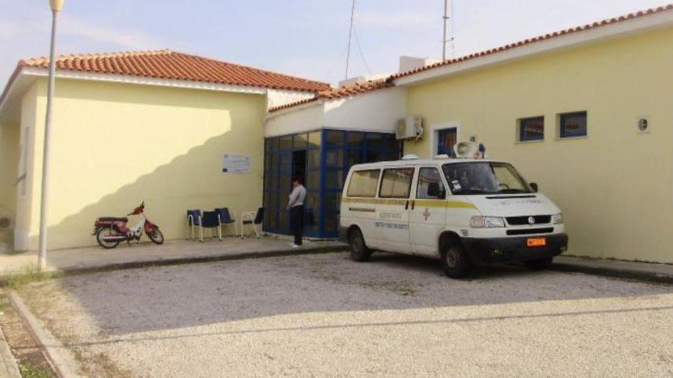 Μυτιλήνη: Υπό διερεύνηση ύποπτο κρούσμα -Εκλεισαν κέντρα Υγείας για απολύμανση