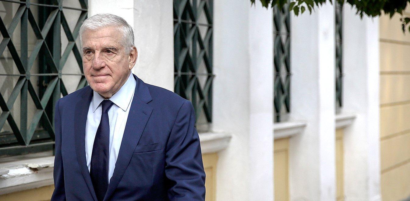 Βούλευμα: Να αποφυλακιστεί ο Γιάννος Παπαντωνίου – Δεν έχει τα χρήματα της εγγύησης λέει ο Μιχ. Δημητρακόπουλος