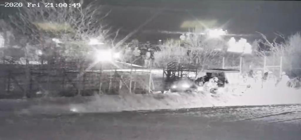 Έβρος: Τουρκικό τεθωρακισμένο προσπαθεί να γκρεμίσει τον φράχτη – 41.060 αποτροπές (βίντεο+φωτογραφίες)