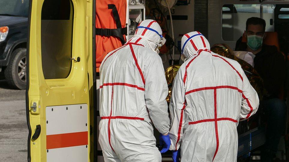COVID-19: Θετικοί πέντε Σέρβοι στη Λευκάδα – Μεταφέρθηκαν στο Νοσοκομείο Ιωαννίνων
