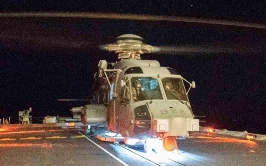 Μυστήριο με την συντριβή ελικοπτέρου του ΝΑΤΟ στο Ιόνιο – Τι ανακοίνωσε ο Τριντό