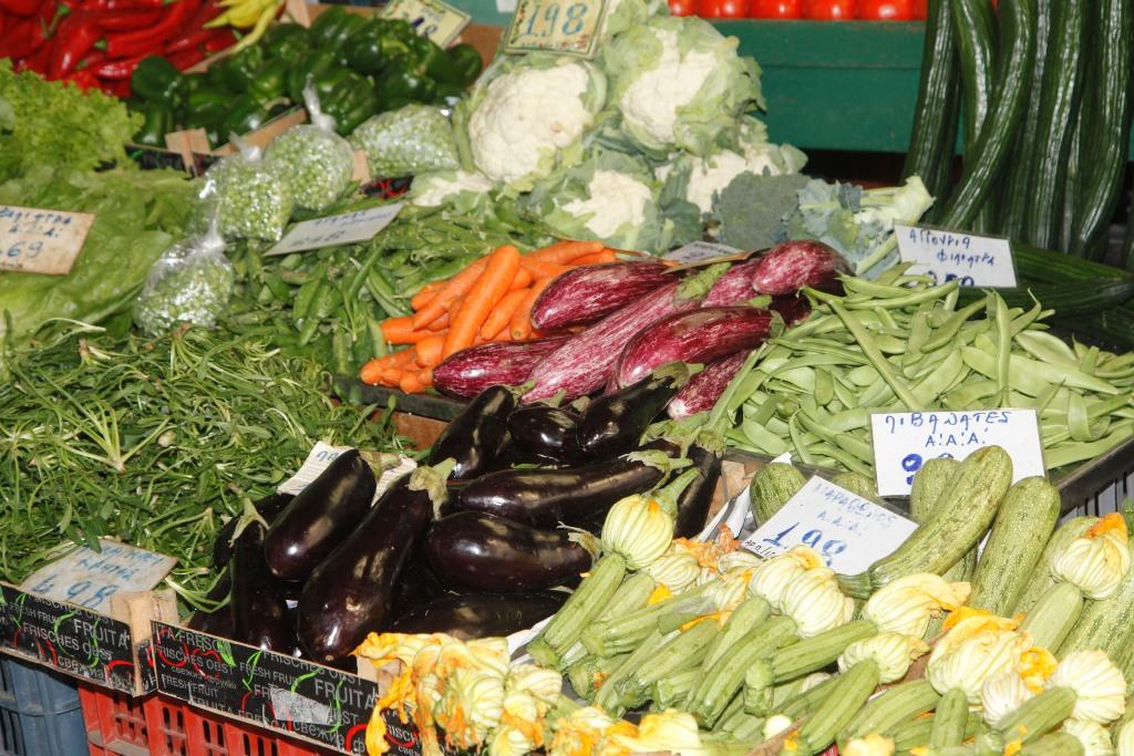 Η μεγάλη ζήτηση για σκληρό σιτάρι, ρύζι και οπωροκηπευτικά αυξάνει την τιμή