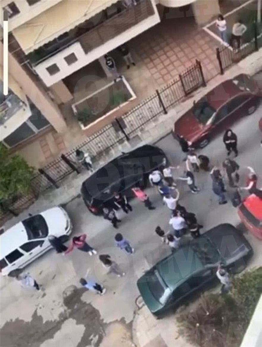 """""""Κάηκε"""" το Κορδελιό ανήμερα του Πάσχα, παρά τα μέτρα (φωτό+βίντεο)"""
