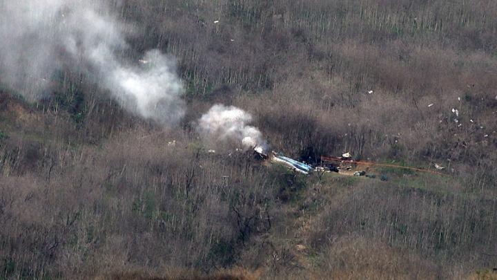 Οικογένειες μηνύουν την εταιρία με το ελικόπτερο