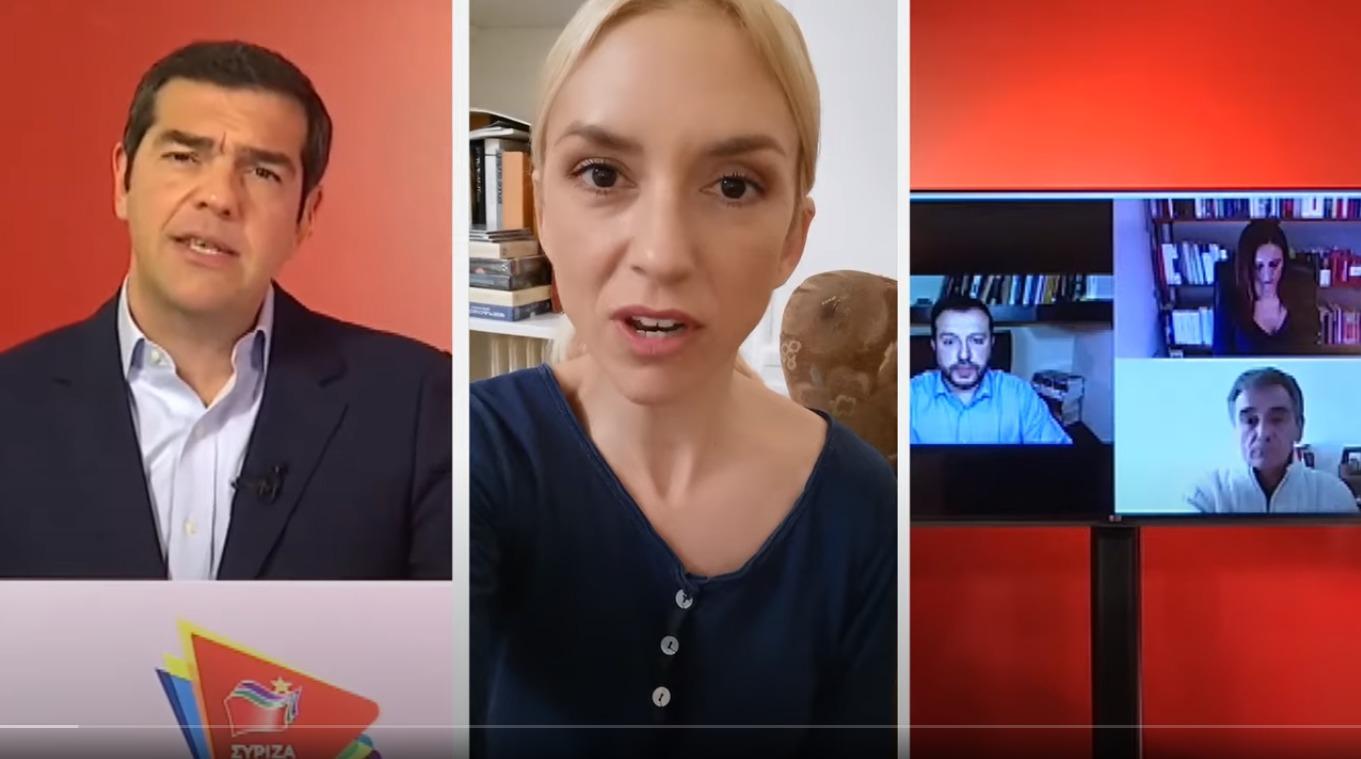 """Στ. Πέτσας για το νέο βίντεο του ΣΥΡΙΖΑ """"Μένουμε Όρθιοι"""": αυτή η Κυβέρνηση νοιάζεται! Στα δύσκολα, με έργα. Όχι στα εύκολα, στα λόγια της αντιπολίτευσης"""