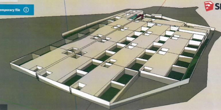 Μετακομίζουν οι φυλακές Κορυδαλλού στον Ασπρόπυργο – Δείτε τη μακέτα του έργου