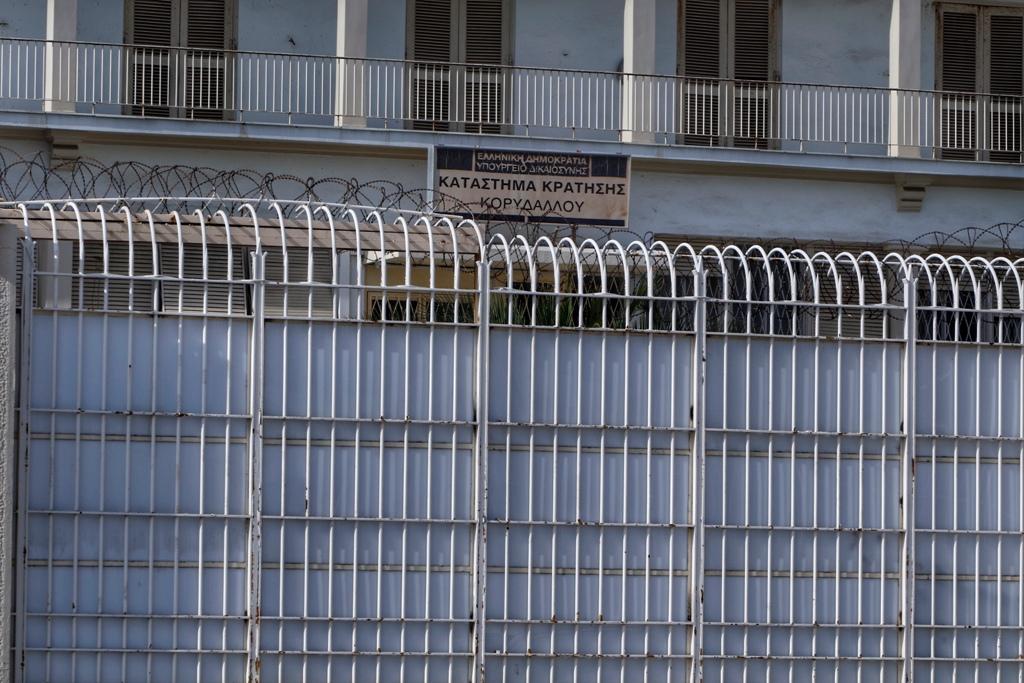 Συναγερμός στις φυλακές Κορυδαλλού – Επιβεβαιωμένο Κρούσμα κορονοϊού