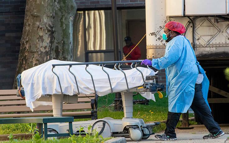 ΗΠΑ – 17.000 οι νεκροί και πάνω από 472.000 κρούσματα