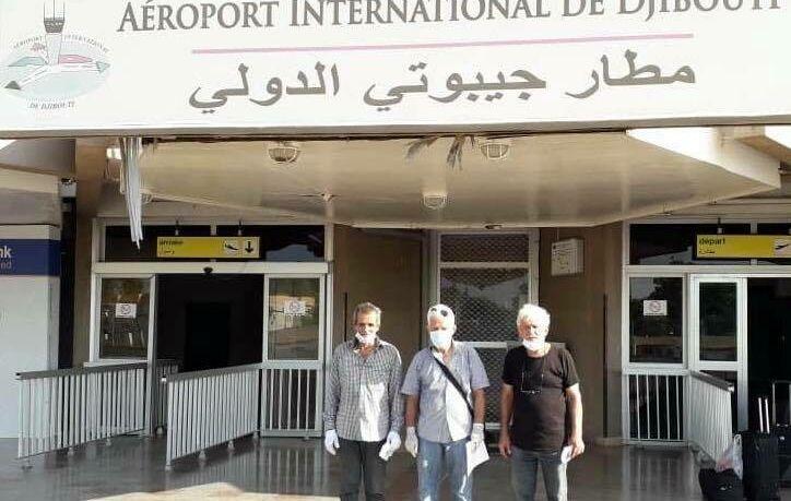Αίσιο τέλος για τους 'Ελληνες ναυτικούς στο Τζιμπουτί