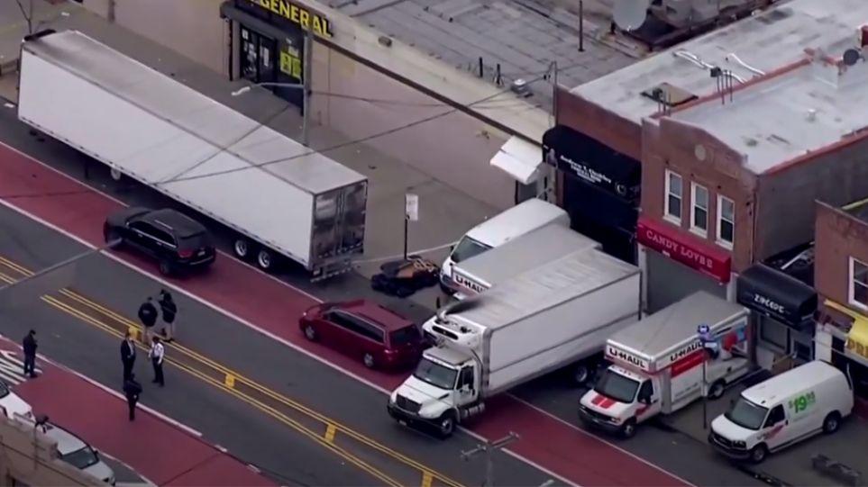 COVID-19: Γραφείο κηδειών στις ΗΠΑ διατηρούσε δεκάδες πτώματα σε φορτηγά χωρίς ψύξη