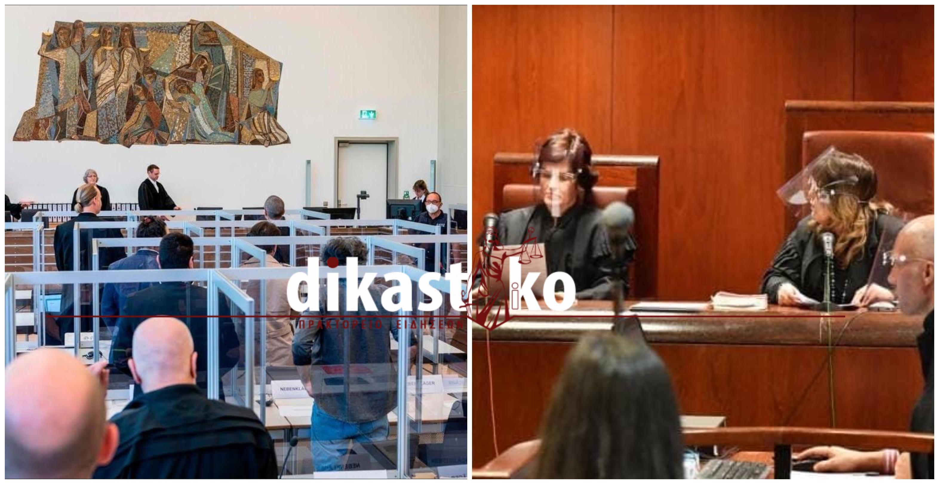 Πως ανοίγουν τα δικαστήρια στην Ευρώπη και πως στην Ελλάδα (Αποκλειστικές φωτογραφίες)