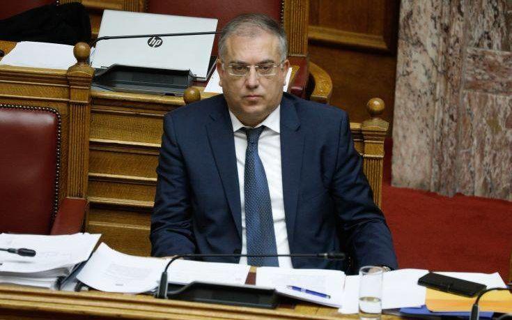 Θεοδωρικάκος: Επέκταση της άδειας ειδικού σκοπού έως τις 10 Μαΐου